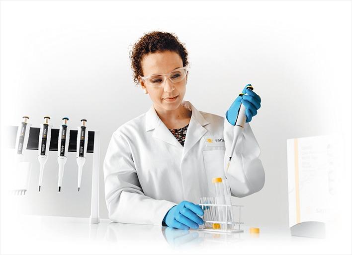 Дозирование в лаборатории