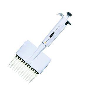 Дозатор механический 12-канальный BIOHIT Proline варьируемого объема